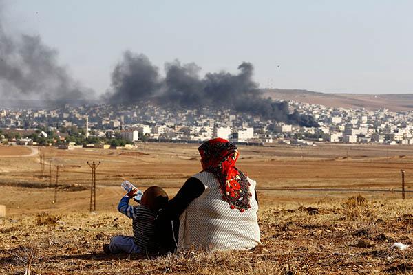 thành phố Kobani