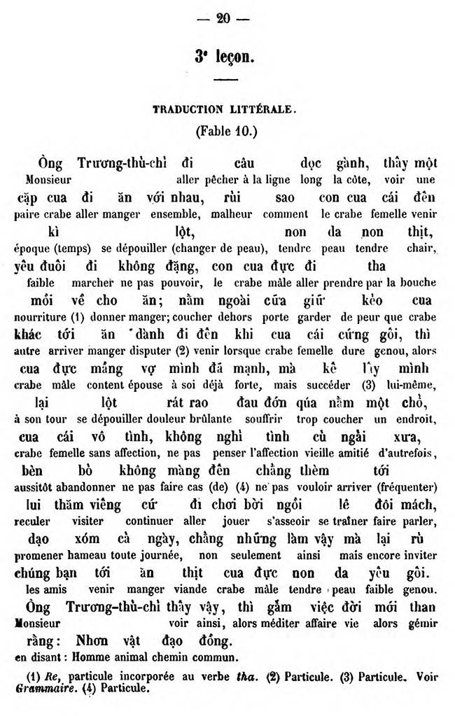 Cours pratique de langue annamite 22