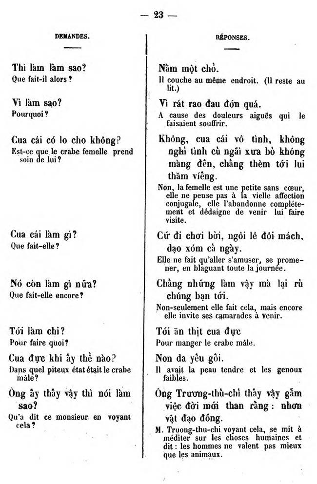 Cours pratique de langue annamite 25