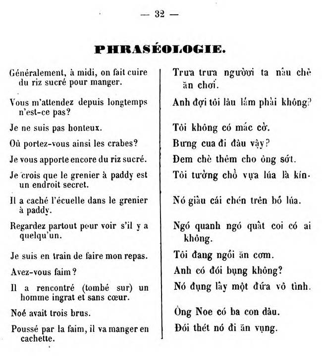 Cours pratique de langue annamite 34