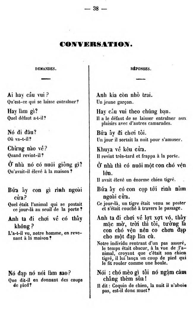 Cours pratique de langue annamite 40