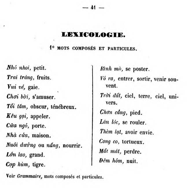 Cours pratique de langue annamite 43