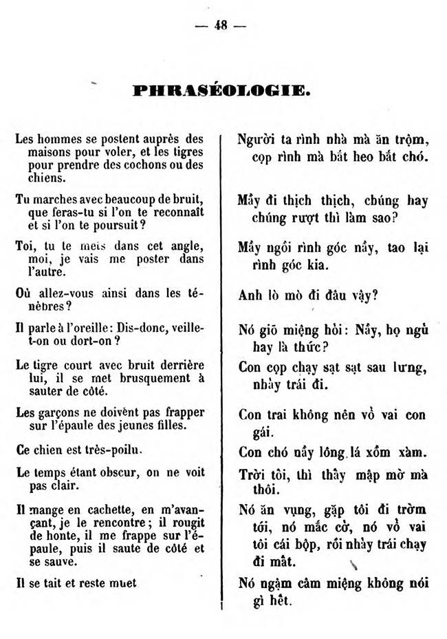 Cours pratique de langue annamite 50