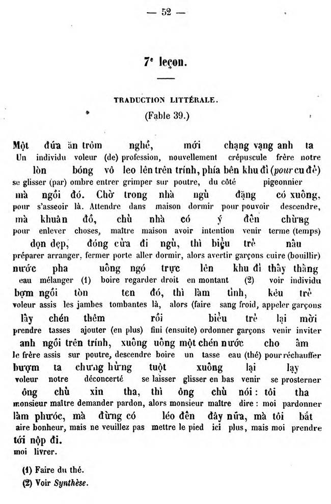 Cours pratique de langue annamite 54